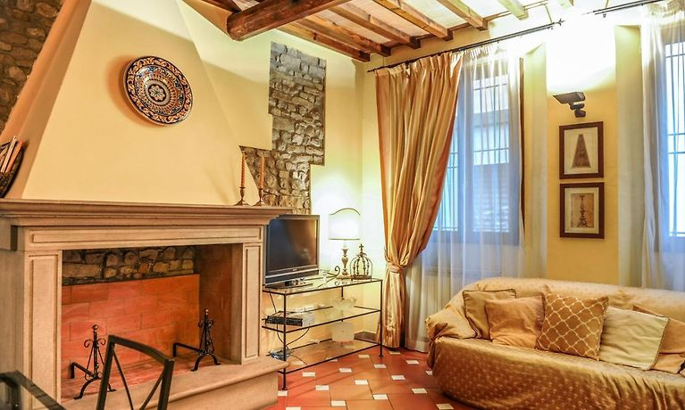 Apartment In Front Of Palazzo Gucci Firenze